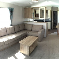 Interior Avonmore 2015 on The Retreats @ Padstow Holiday Park
