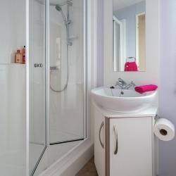 Rio Gold Shower Room