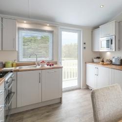 Willerby WInchester Kitchen View 1