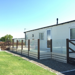 Exterior Avonmore 2015 on The Retreats @ Padstow Holiday Park