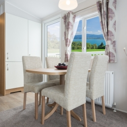 Willerby Sierra Dining