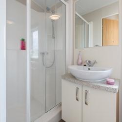 Willerby Sierra Family Shower Room
