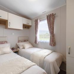 Willerby Sierra Second Bedroom