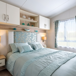 Willerby Avonmore Master Bedroom