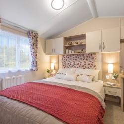 Willerby Brockenhurst Master Bedroom