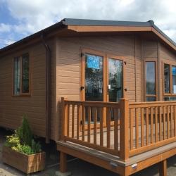 Lilac Lodge External