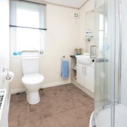 Atlas Lilac Lodge Shower Room