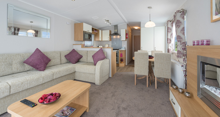 Willerby Sierra 2017 Sold Padstow Holiday Park