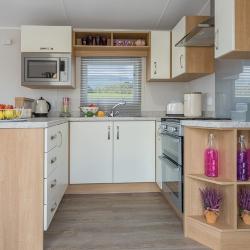 Willerby Sierra Kitchen