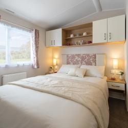 Willerby Sierra Master Bedroom