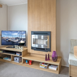 Willerby Vacation Fireplace